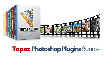 دانلود Topaz Photoshop Plugins Bundle 2015.08