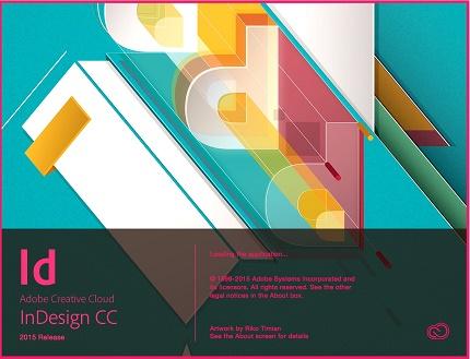 دانلود Adobe InDesign CC 2015 v11.1.0.122 x86/x64 - نرم افزار ادوبی ایندیزاین سی سی