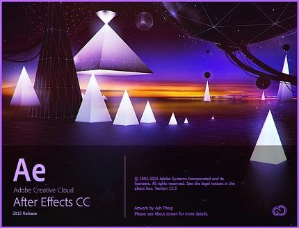 دانلود Adobe After Effects CC 2015 v13.5.1 x64 - نرم افزار ادوبی افتر افکت سی سی