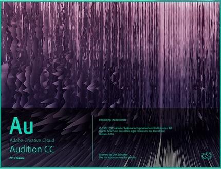دانلود Adobe Audition CC 2015 v8.0.0.19 x64 - نرم افزار ادوبی اودیشن سی سی