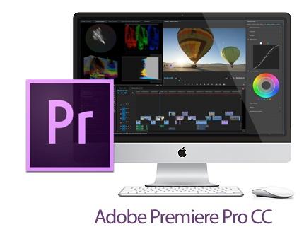 دانلود Adobe Premiere Pro CC 2015 v9.0 MacOSX - نرم افزار ویرایشگر حرفه ای ویدیو برای مک