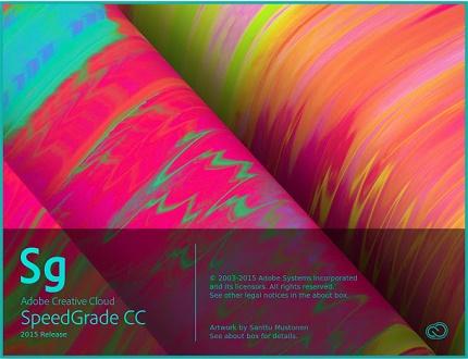 دانلود Adobe SpeedGrade CC 2015 v9.0 MacOSX - نرم افزار ویرایش و تدوین فیلم برای مک