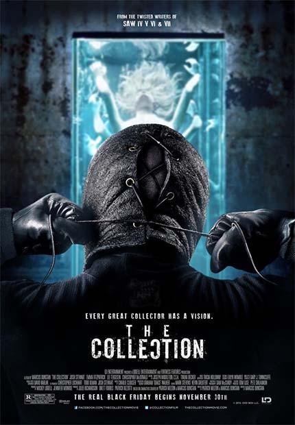 دانلود دوبله فارسی فیلم کلکسیون The Collection 2010