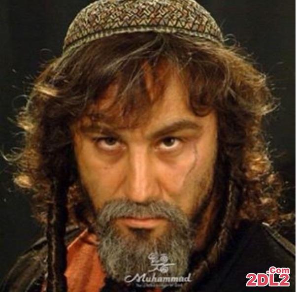 تست گریم محسن تنابنده در نقش ساموئل + عکس