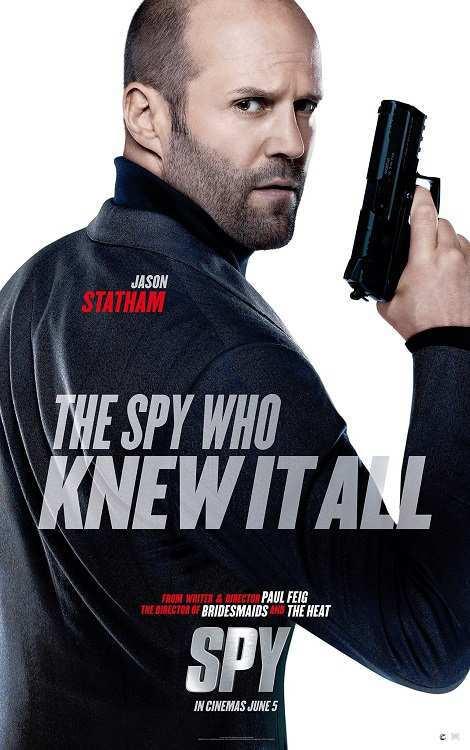 دانلود فیلم Spy 2015 جاسوس