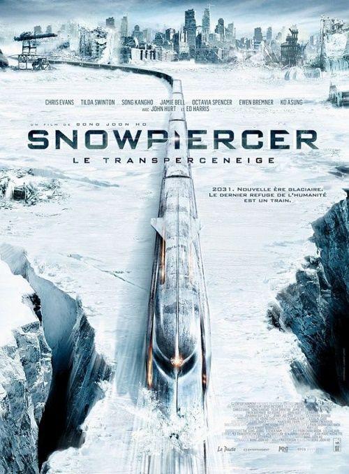 دانلود فیلم قطار یخ شکن Snowpiercer 2013 دوبله فارسی