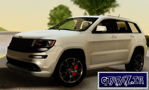 دانلود ماشين Jeep Grand Cherokee براي (GTA 5(San Andreas