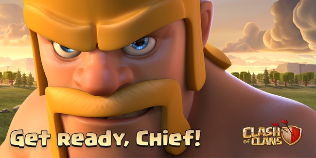 Get Ready Chief برای آپدیت آماده هستید رئیس؟