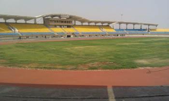 ورزشگاه فینال جام حذفی در خرمشهر (عکس)