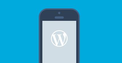اپلیکیشن Wordpress برای اندروید و آی او اس
