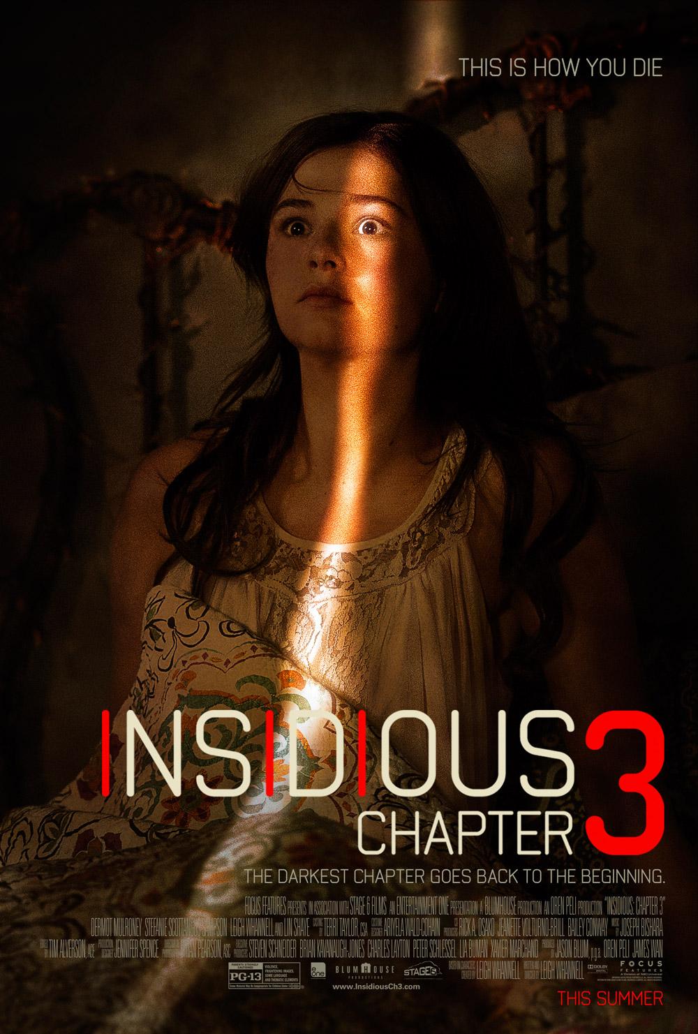دانلود فیلم Insidious Chapter 3 2015 با کیفیت ۷۲۰p Web-dl