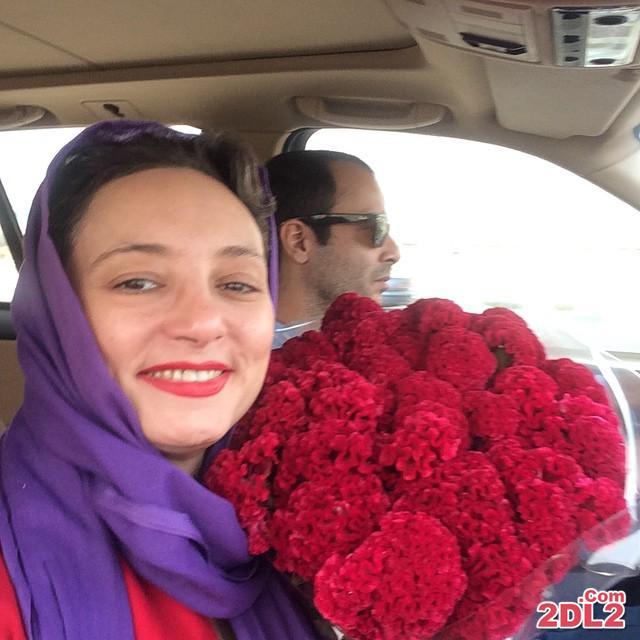 عکس دیدنی سحر ولد بیگی و همسرش در خودرو