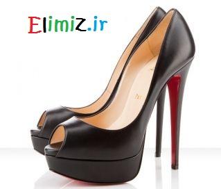مدل کفش پاشنه بلند خارجی