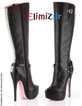 مدل کفش مشکی زنانه