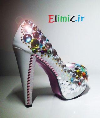 کفش دخترونه خوشگل