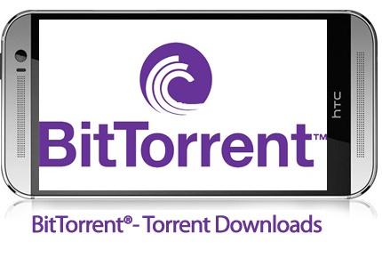 BitTorrent-نرم افزار موبایل دانلود فایل های تورنت