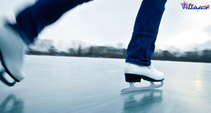 سامان گودرزی اولین و تنها مربی اسکیت روی یخ در بخش آقایان در استان قزوین