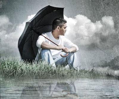 پیامکهای مخصوص روزهای بارانی(سری اول)