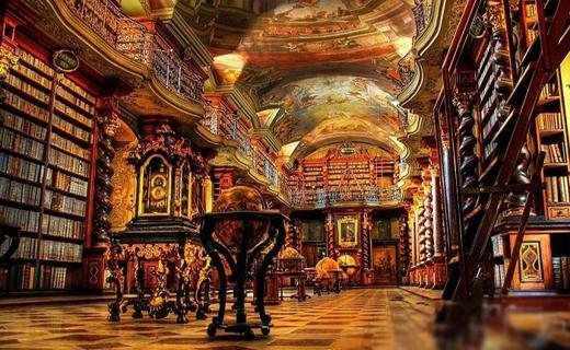 بی نظیر ترین کتابخانه ها به روایت تصویر+تصاویر