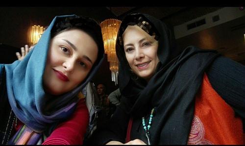 عکس سلفی بازیگران زن و مرد در شبکه های اجتماعی اردیبهشت ۹۴