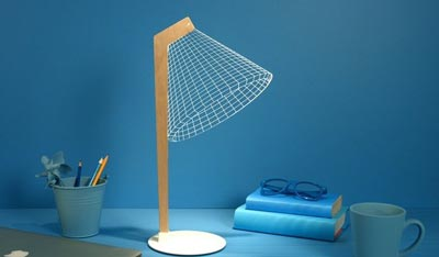 لامپها Bulbing؛ لامپ دو بعدی با عملکرد توهمی سه بعدی