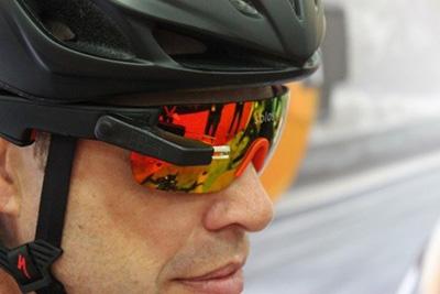 دوچرخه سواری با عینک هوشمند متفاوت/ کنترل خودرو با ساعت هوشمند