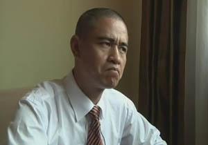 نسخه چینی باراک اوباما هم رونمایی شد! + فیلم+تصویر