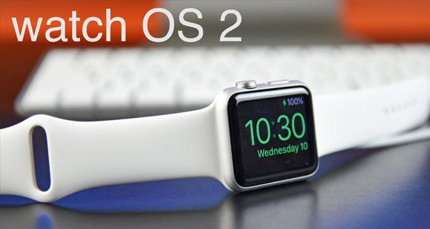 اپل سیستم عامل واچ او اس ۲ را منتشر کرد