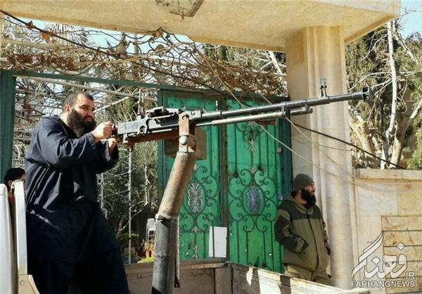 تصاویری از «ابو عبد الرحمن العراقی» مشهور به ((جلاد))داعش