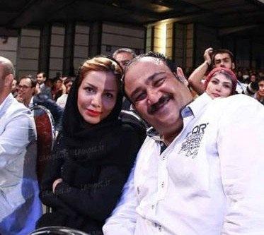 بيوگرافي كامل مهران غفوريان عكس همسر