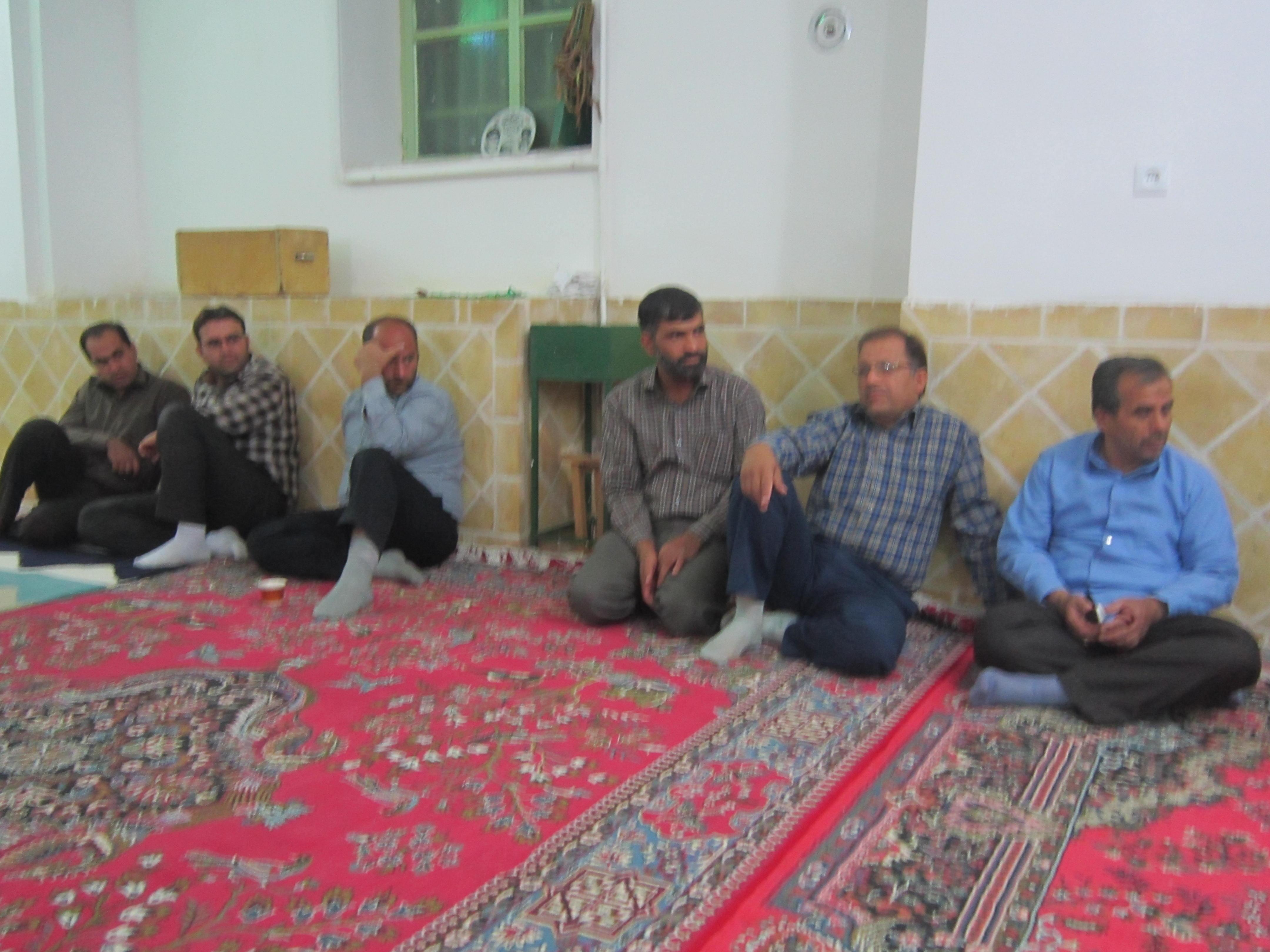 تصاویر دومین دوره ی مسابقات قرآنی درشرف آباد