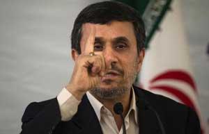 تازهترین اظهارات احمدینژاد: دوره مال مردمخوری به پایان میرسد