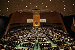 روسای جمهور ایران در مجمع عمومی سازمان ملل چه گفتند؟