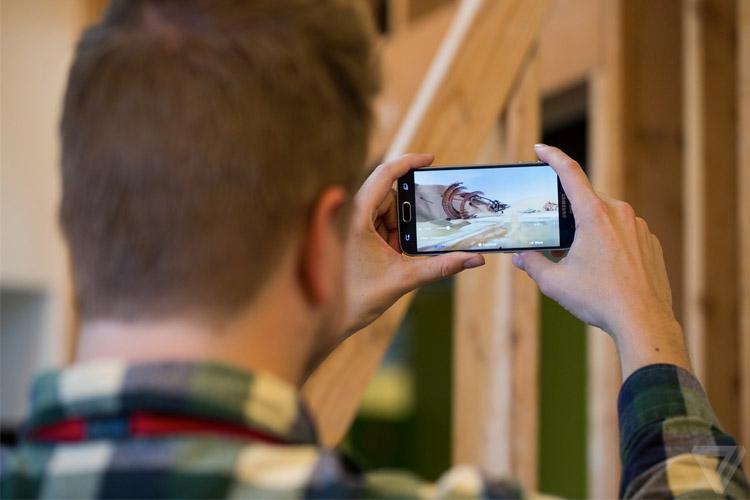 فیسبوک با همکاری آکیولس از ویدیوهای ۳۶۰ درجه در News feed رونمایی کرد