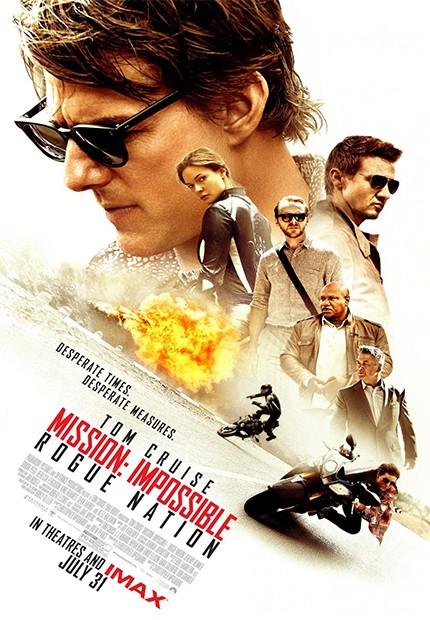 دانلود فیلم:ماموریت غیر ممکن – کشور سرکش Mission: Impossible – Rogue Nation 2015