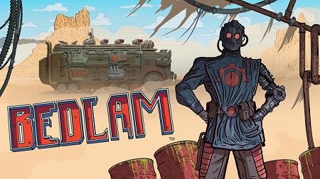 دانلود بازی Skyshine's BEDLAM برای PC