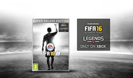 دانلود بازی FIFA 16 Super Deluxe Edition برای PC