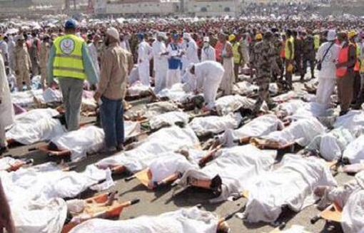 جان باختن و زخمی شدن هفت زائر مهابادی در مراسم رمی جمرات
