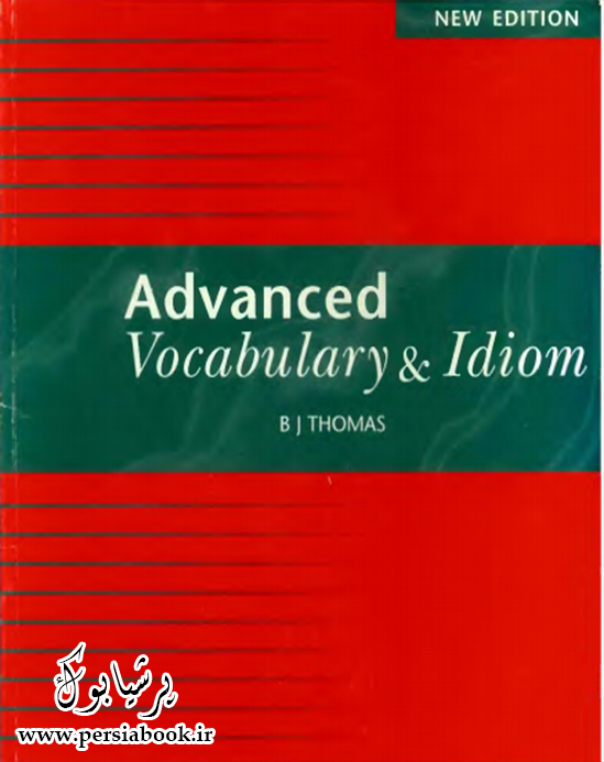 دانلود کتاب Advanced Vocabulary and Idioms