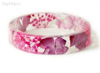 تصاویری زیبا از دستبند های الهام گرفته از طبیعت