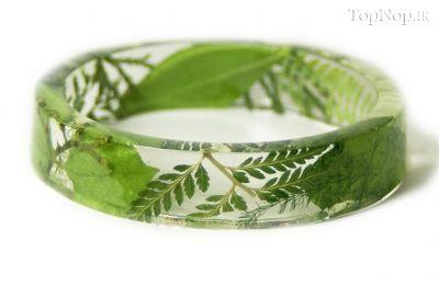 دستبند هایی با طرح هایی از طبیعت