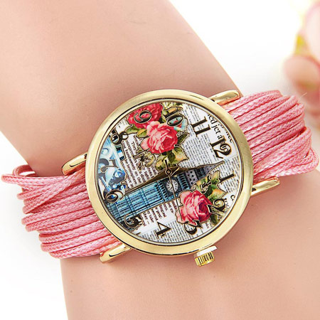 شیک ترین ساعت دخترانه