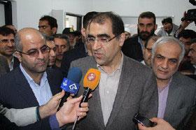 وزیر بهداشت هشدار داد؛ احتمال انتقال کرونا از عربستان به ایران