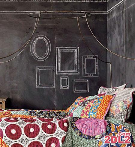 کاغذ دیواری مناسب منزل را چگونه انتخاب کنیم؟ + تصاویر