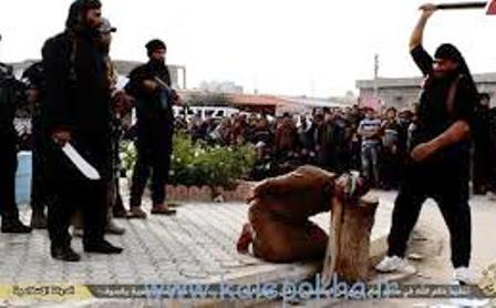 اعدام 11 هزار سوری و عراقی توسط گروه تروریستی داعش