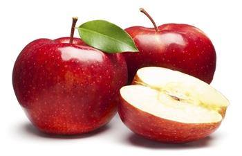 برای رفع یبوست بعد از غذا سیب بخورید