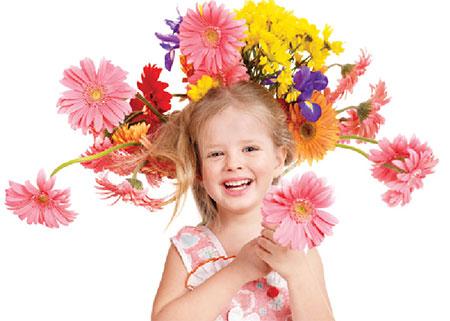 مراقب گلهاي روي سرتان باشيد!