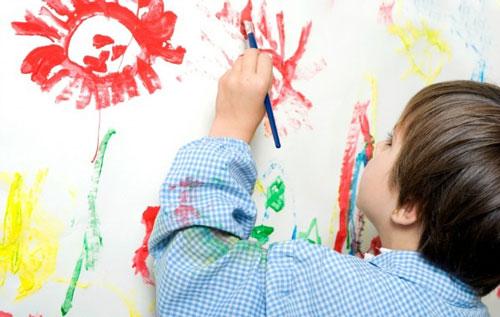 روان شناسی نقاشی کودکان