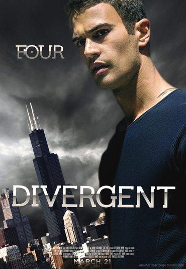 دانلود فیلم جدید Divergent 2014 با لینک مستقیم و رایگان