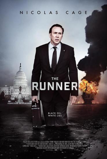 دانلود فیلم جدید The Runner 2015 با لینک مستقیم و رایگان